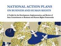 Plan de Acción Nacional sobre empresa y derechos humanos