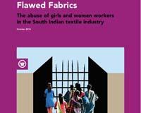 Informe sobre trabajo forzado en India. SOMO e ICN