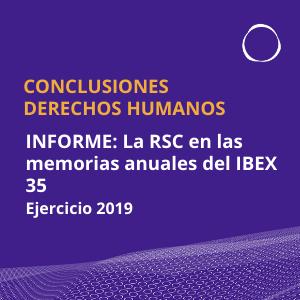 Empresas y Derechos Humanos: Las empresas del IBEX 35 ante los nuevos requerimientos de la futura legislaci贸n europea